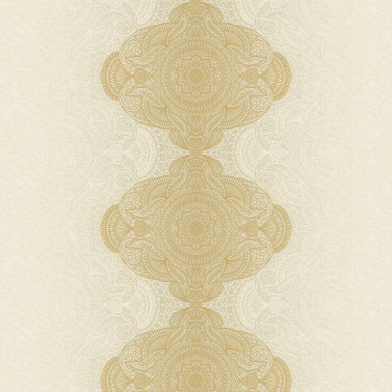 KP10103 Bettina Damask, Metallic by Questex Commer