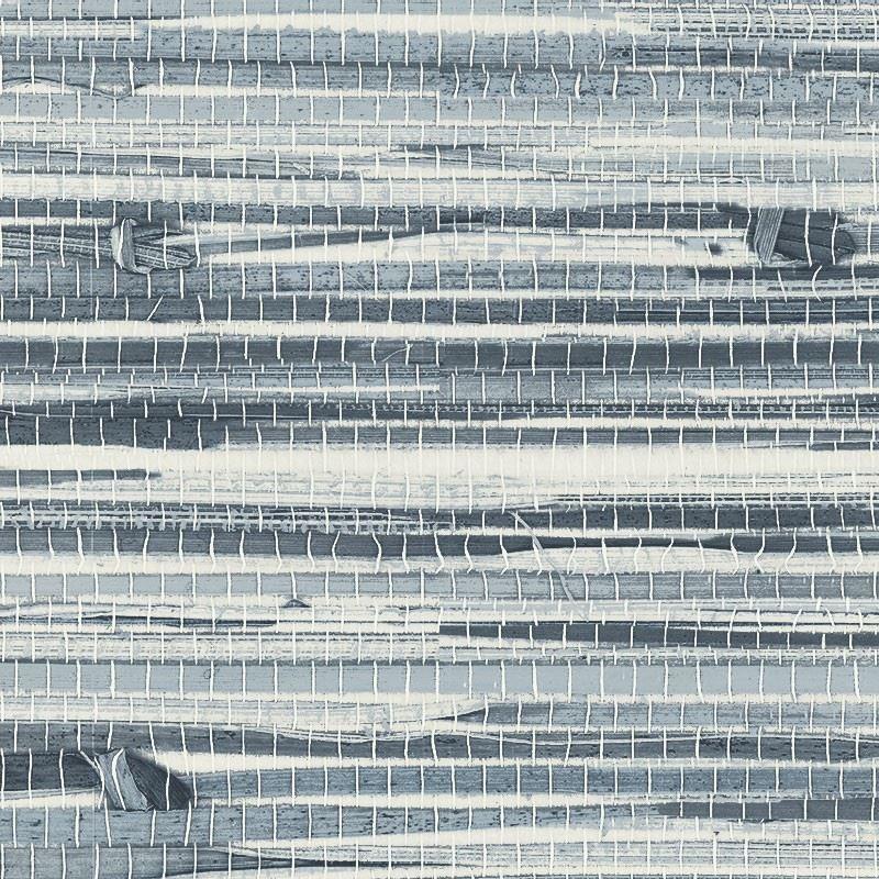 QX16530 QUINN Faux Grasscloth, Blue by Questex Com