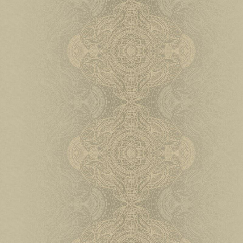 KP10106 Bettina Damask, White by Questex Commercia